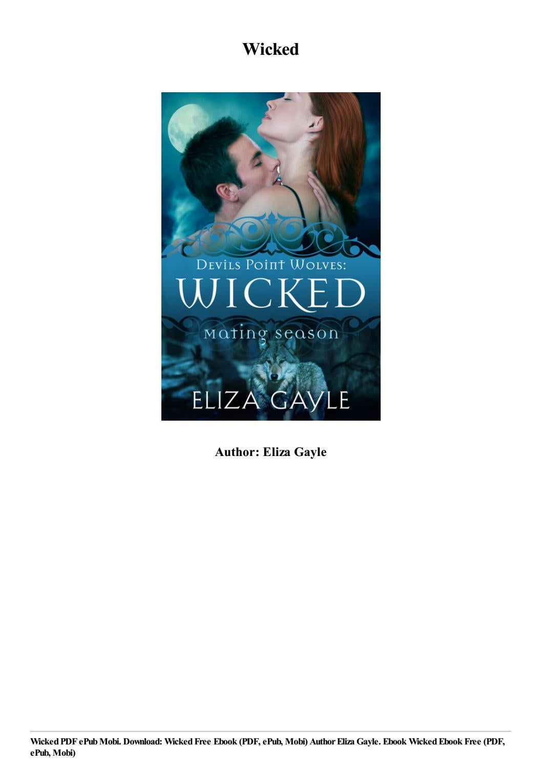 Her wicked wolf pdf free download free