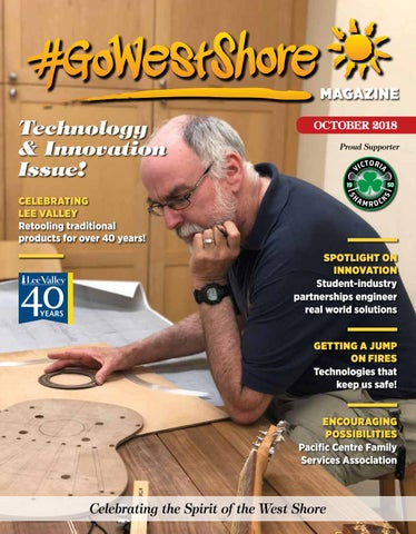 ed413d66308 GoWestShore Magazine October 2018 ISSUU by GAP Publishing Group Inc ...