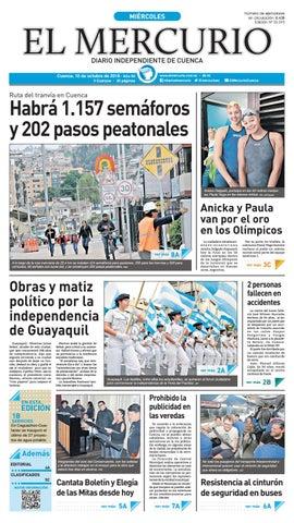52cccd1a2 hemeroteca-10-10-2018 by Diario El Mercurio Cuenca - issuu