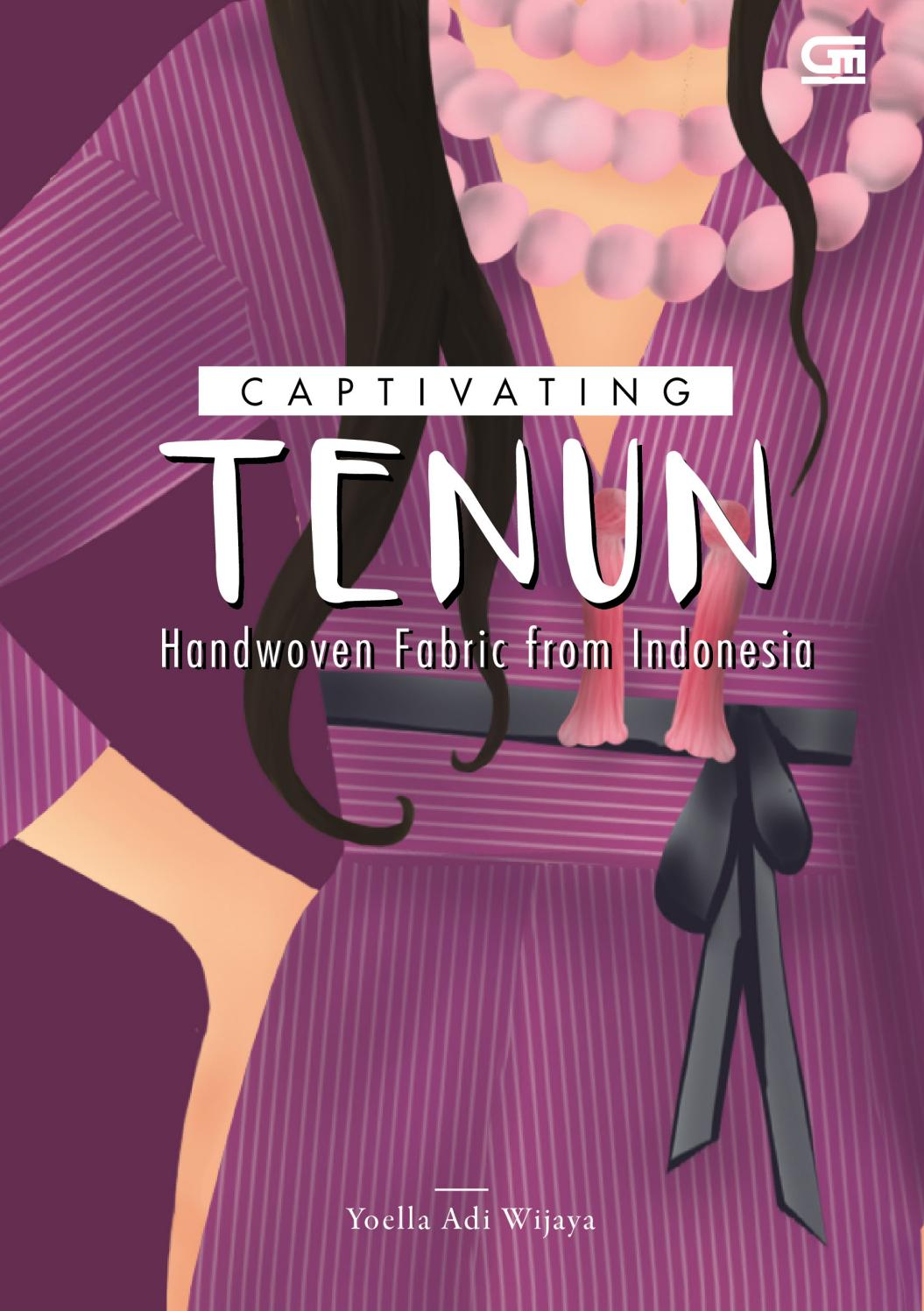 Captivating Tenun Handwoven Fabric From Indonesia By
