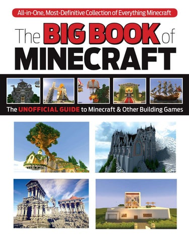 The Big book of Minecraft by santiago caamaño - issuu