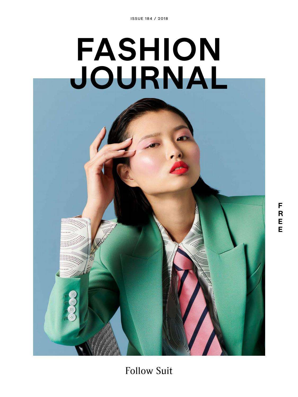216996ee97df1 Fashion Journal 184 by Furst Media - issuu