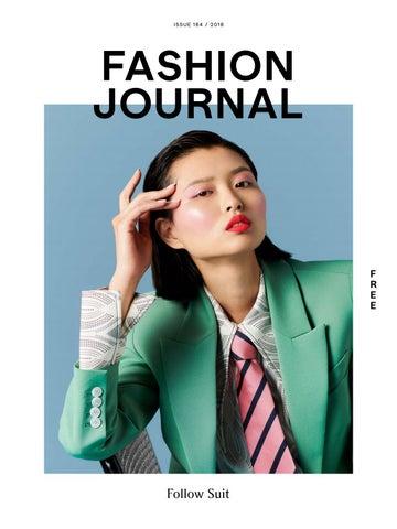 737e1164b92 Fashion Journal 184 by Furst Media - issuu