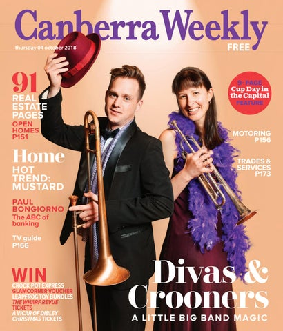 be736487a4efb 04 October 2018 by Canberra Weekly Magazine - issuu