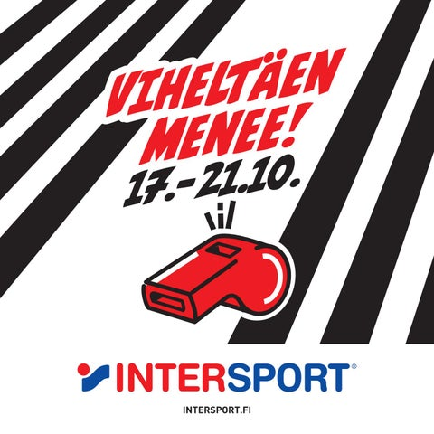 Intersport Viheltäen menee syksy 2018 by Intersport Finland - issuu 34eb88fc6a