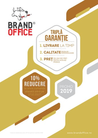 Brand Office Catalog Promotionale 2019 By Brand