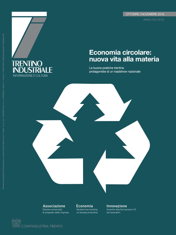 aaa873587e Trentino Industriale ottobre-novembre 2018 by Confindustria Trento - issuu