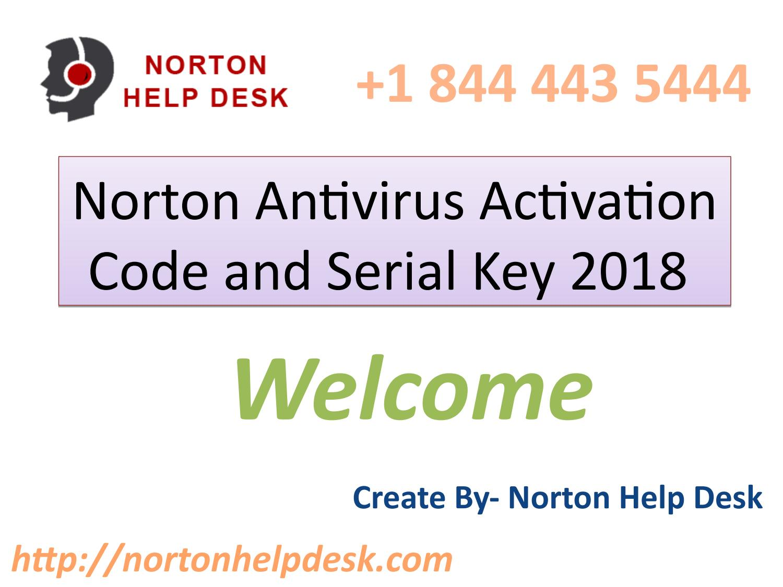 norton antivirus free serial key