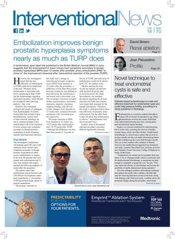 Interventional News 71—September 2018 US Edition by BIBA