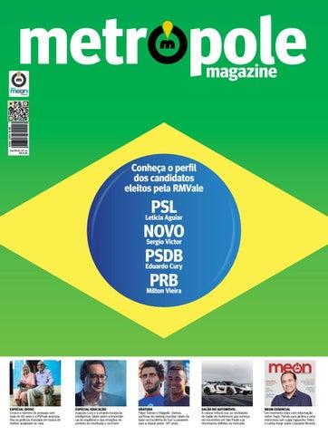 Metrópole Magazine - Outubro de 2018   Edição 44 by Portal Meon - issuu 2e92ea0269865
