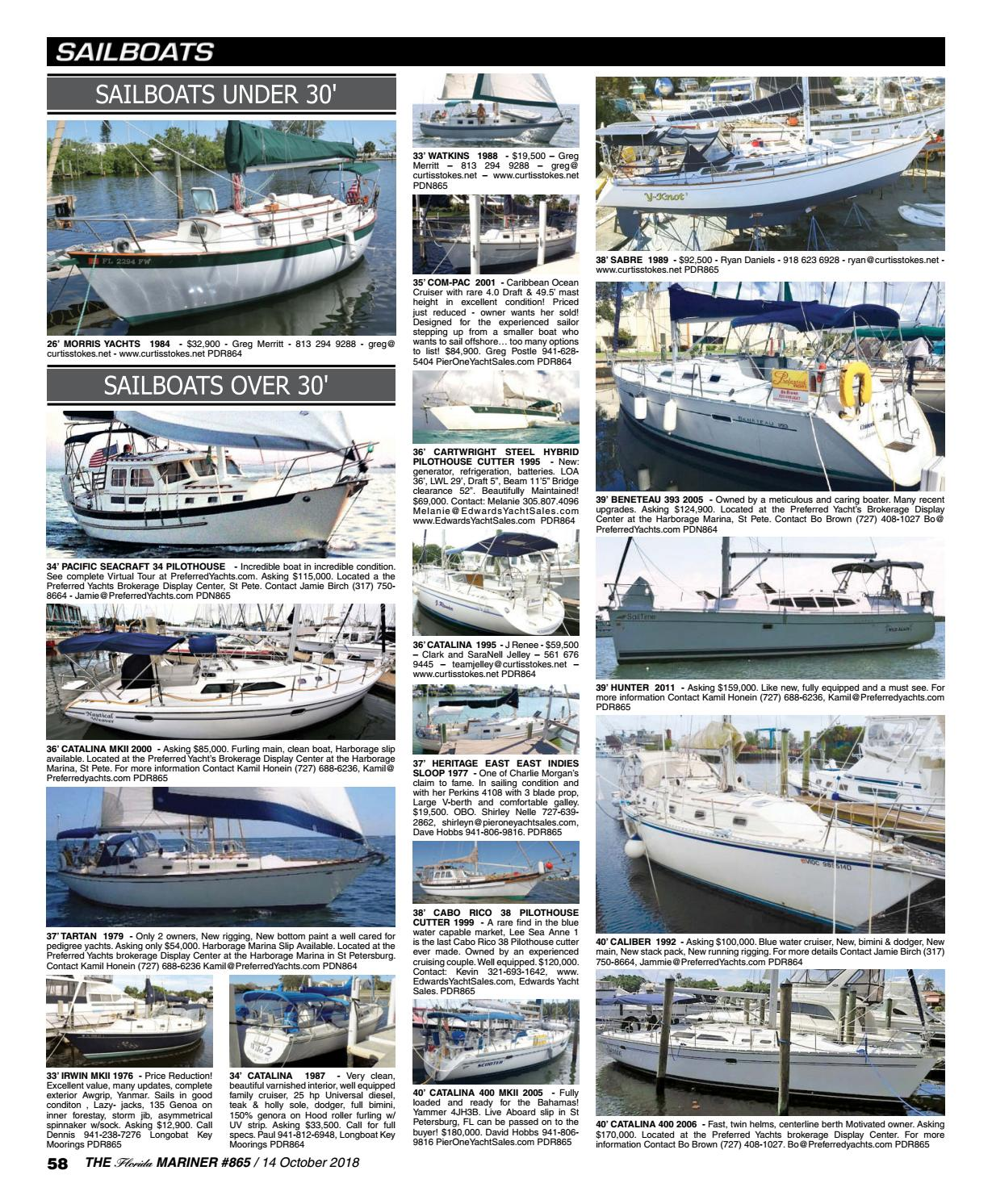 Issue 865 by The Florida Mariner - issuu