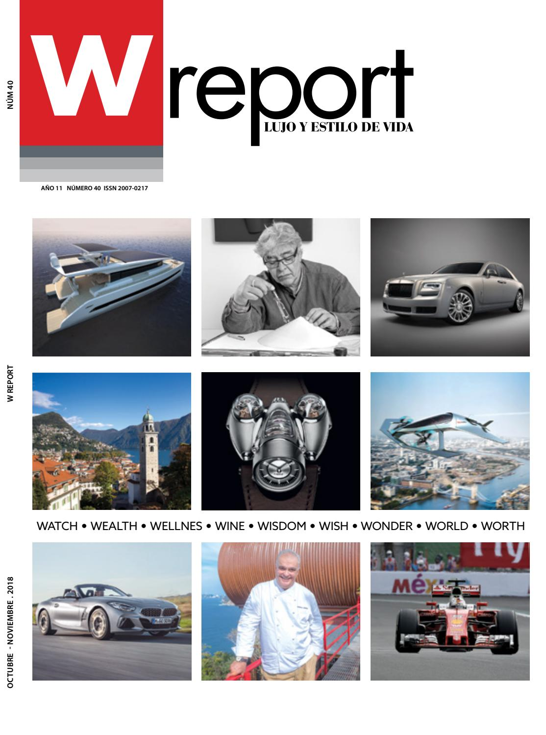 63fd19769e83 Revista Wreport 40 by WReport - issuu