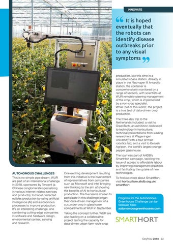 Page 33 of Scouting robots and data-driven crop production