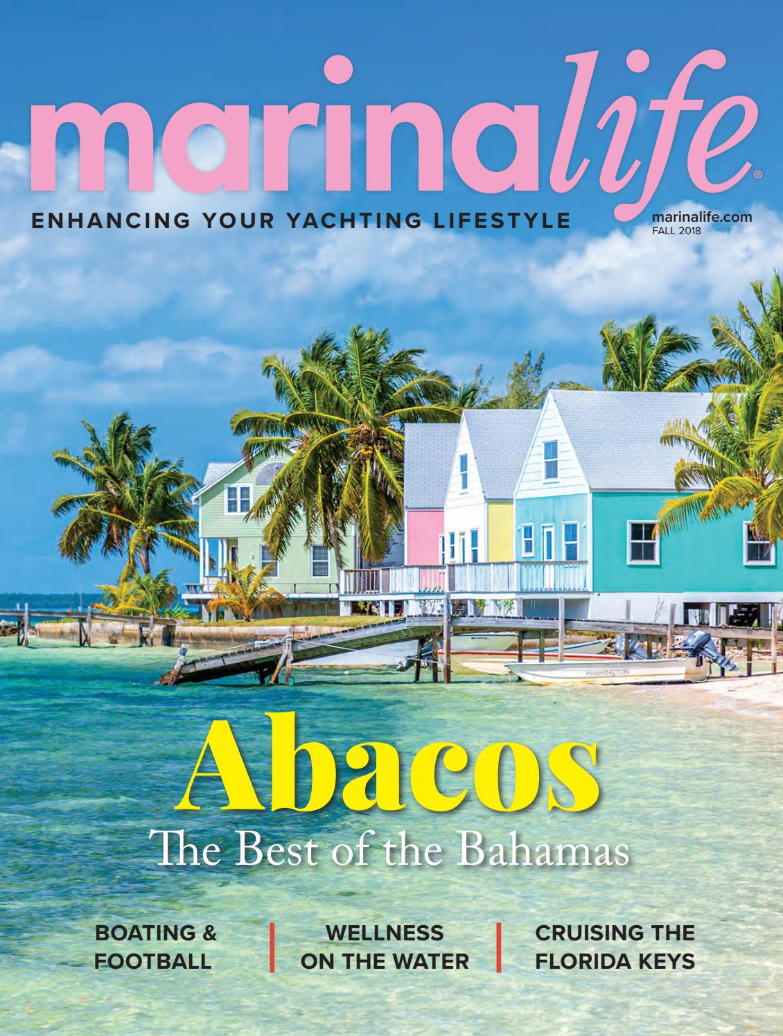 f66c8428d Marinalife magazine - Fall 2018 by Marinalife, LLC - issuu