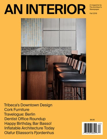 An Interior 11 By The Architect S Newspaper Issuu
