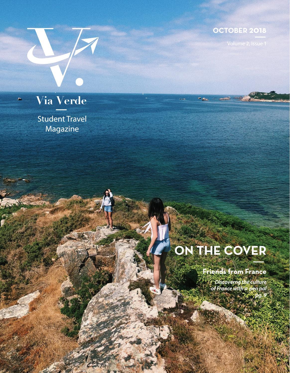 Verde Exclusive Via Verde Volume 2 Issue 1 by Verde Magazine