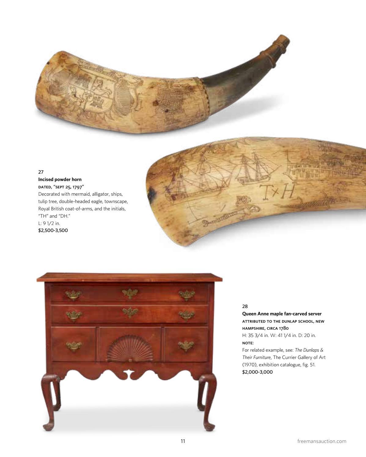 American Furniture, Folk U0026 Decorative Arts