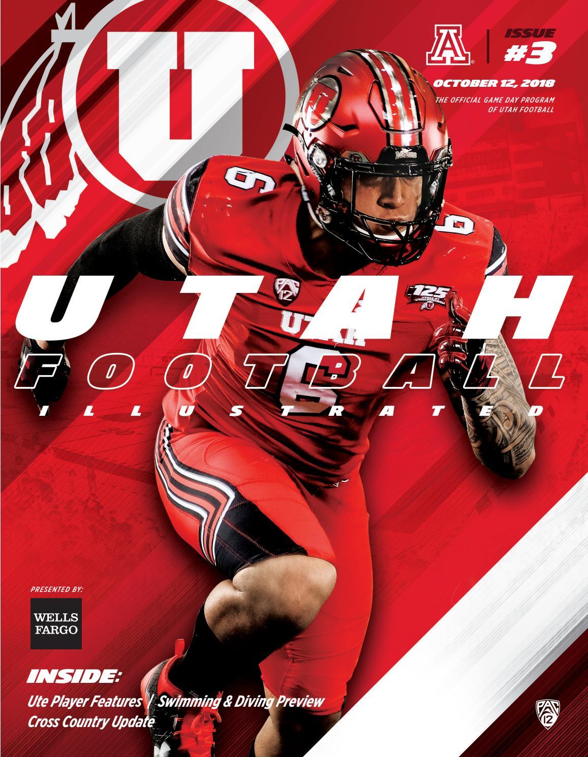 14bd91e8fff Utah Football vs. Arizona by Mills Publishing Sports - issuu