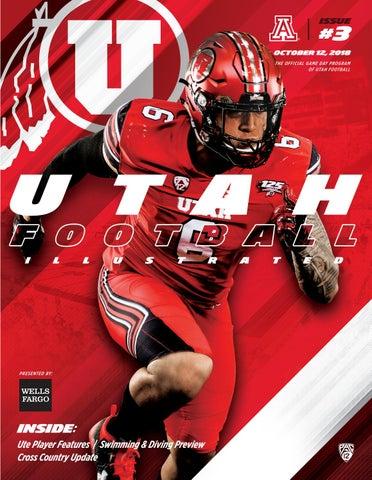 big sale 725bb 280d6 Utah Football vs. Arizona by Mills Publishing Sports - issuu