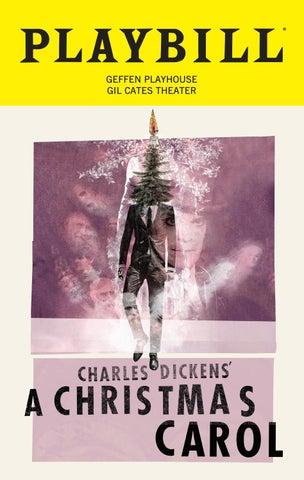 2eb656bbefb Charles Dickens  A Christmas Carol Program by Geffen Playhouse - issuu