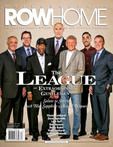 PRH Fall 2018 by Philadelphia RowHome Magazine - issuu