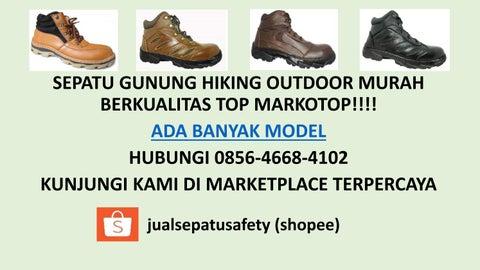 Sepatu Hiking MURAH 5a2e41c12b