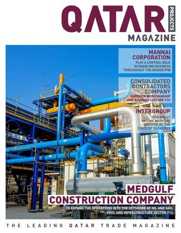 Qatar Projects Magazine Issue 68 by media-counsel - issuu