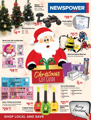 Christmas Catalogues 2019 Newspower 2019 Christmas Catalogue by Newspower   issuu