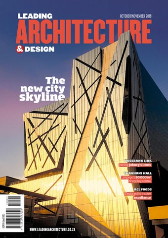 Leading Architecture   Design October November 2018 by New Media ... a9d3339423b53