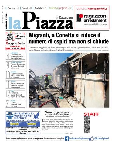 La Piazza di Cavarzere ott2018 n132 by lapiazza give emotions - issuu 574bded68fad