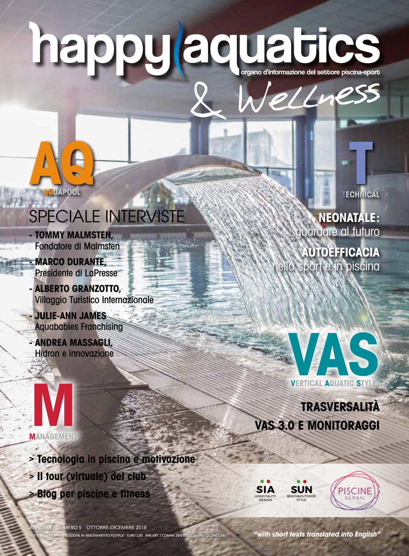 Precede Sun Nei Calendario Inglesi.Happy Aquatics Wellness N 5 Anno 2018 Ita By Happy