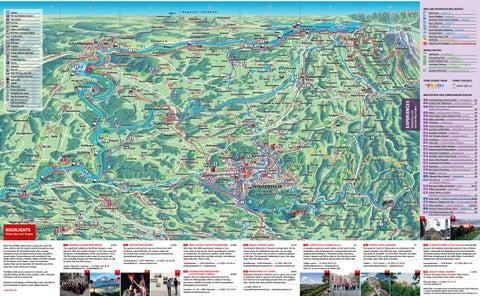 Erlebniskarte Stadt und Region Englisch by Love Winterthur ...