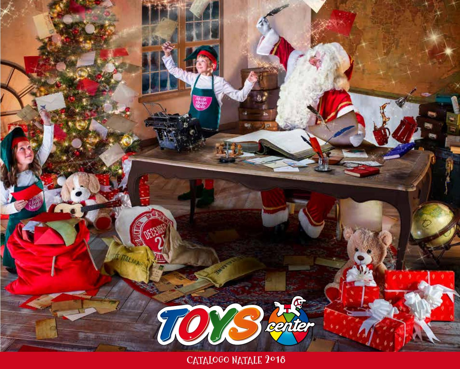 Catalogo Natale 2018 By Toyscenter Issuu