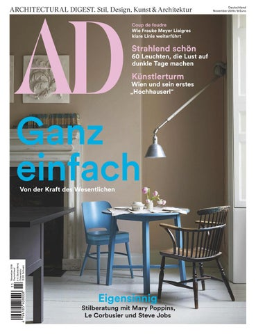 Ad 112018 By Ad Architectural Digest Issuu
