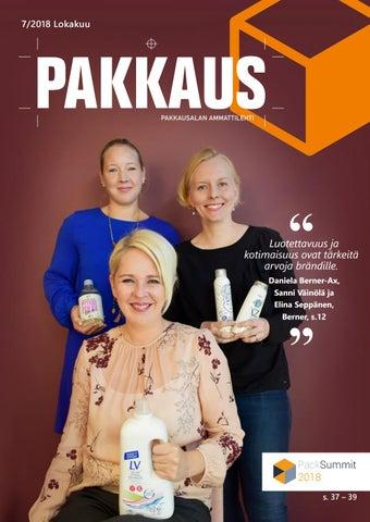 Pakkaus 7 2018 by Pakkaus - issuu ee0dc41755