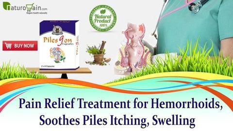 Best hemorrhoid relief