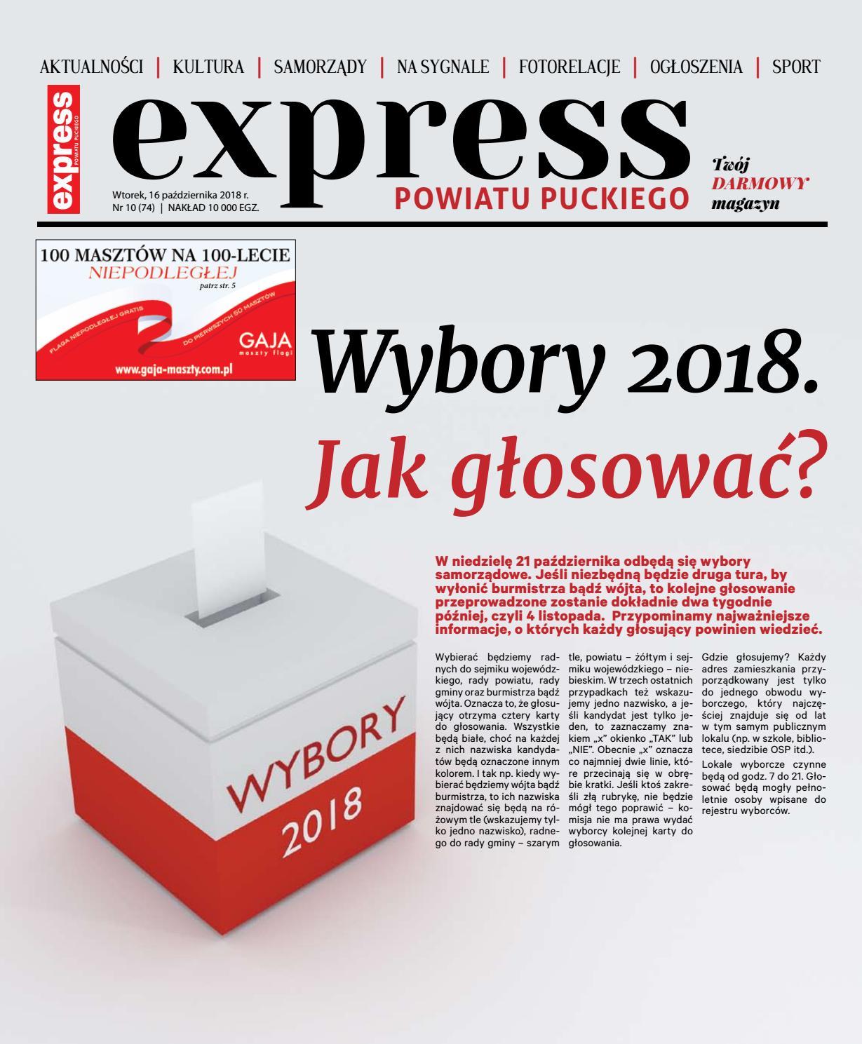 0413cdbe7 Express Powiatu Puckiego 74 by expressy.pl - issuu