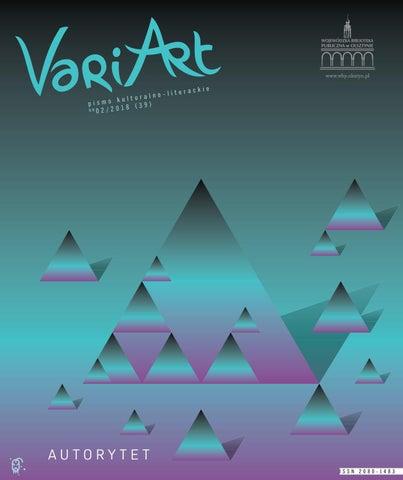 Variart 22018 By Wojewódzka Biblioteka Publiczna W