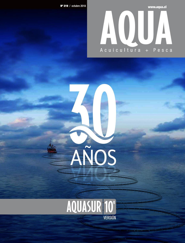 Revista AQUA 219 - Octubre 2018 by Editec - issuu dc605c9d9831d