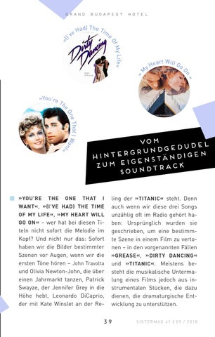 Page 39 of Musik im Film: Vom Stilmittel zum Soundtrack