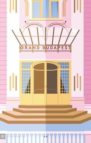 Page 46 of Die Welt von gestern - der Einfluss Stefan Zweigs auf »Grand Budapest Hotel«