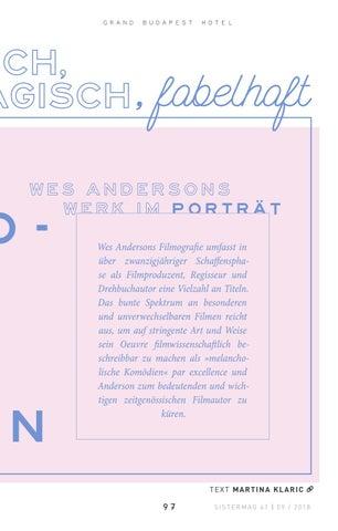 Page 97 of Surrealistisch, Magisch, Fabelhaft – Wes Anderson im Porträt