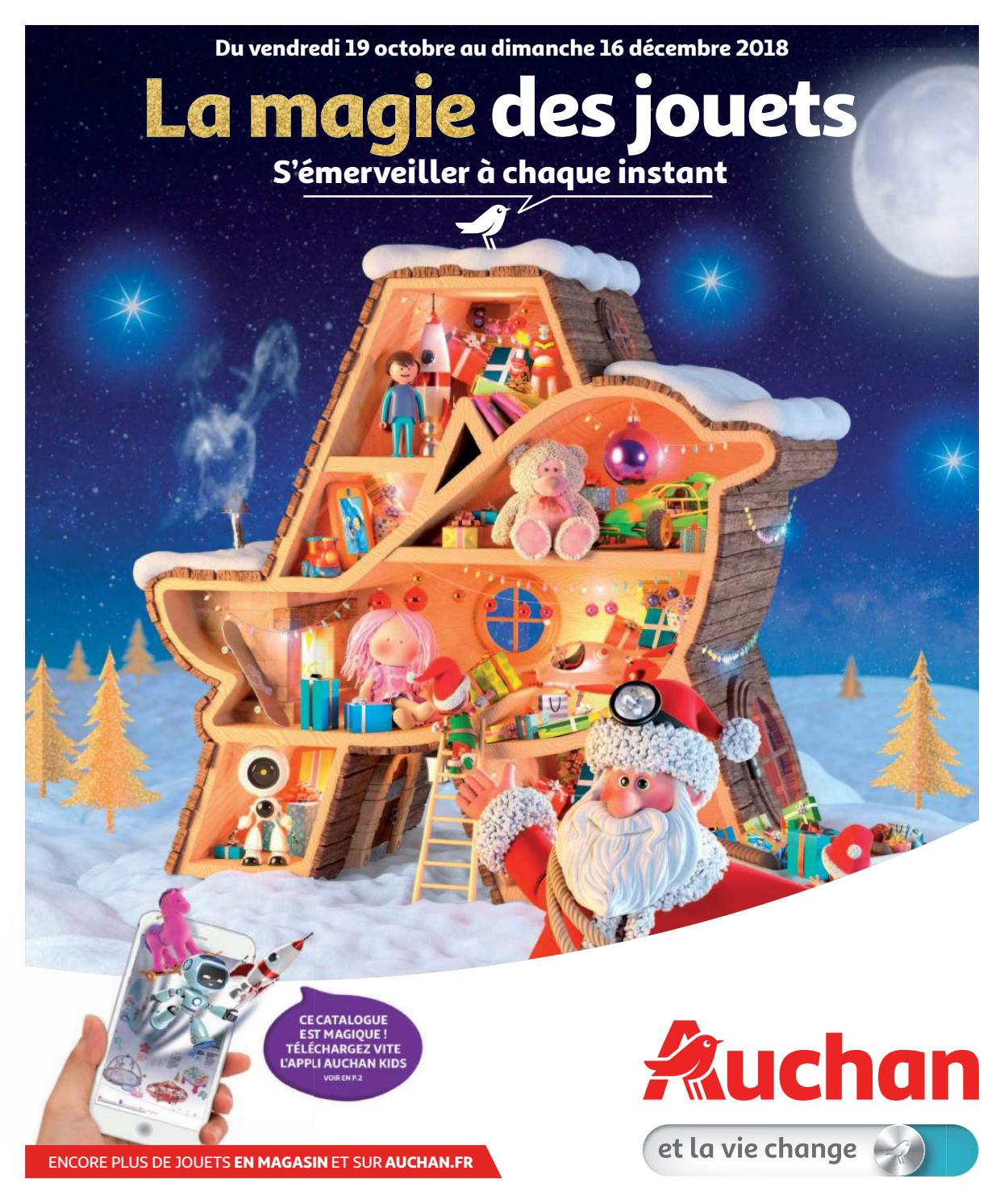 Catalogue jouets Noël 2018 - Auchan by Yvernault - issuu