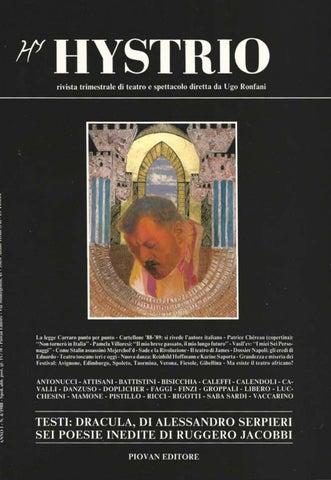 4ce6d7ed2f Hystrio 1988 4 ottobre-dicembre by Hystrio - issuu
