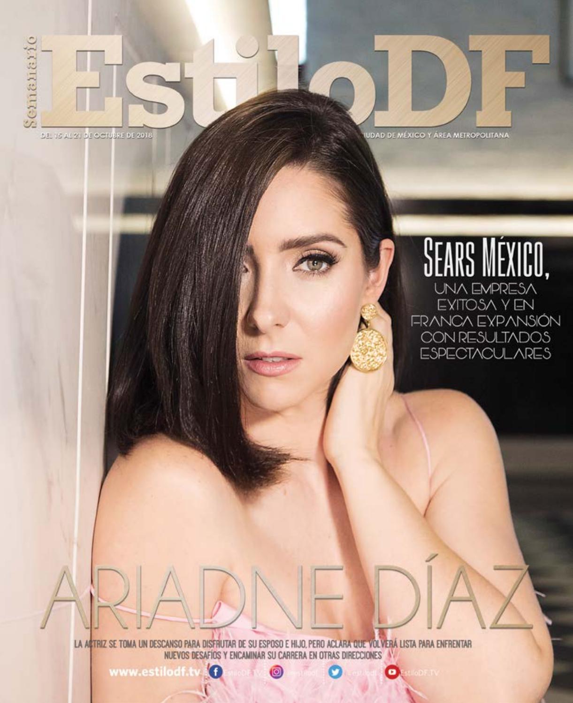 EstiloDF » Estilo DF Weekend Ariadne Díaz y Marcus Ornellas