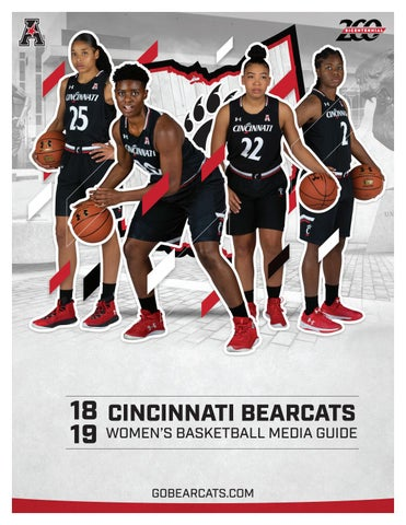 7fc3966f1 2017-18 Cincinnati Men s Basketball Media Guide by UCBearcats - issuu