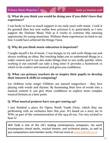 Page 35 of Interview with Will Todd