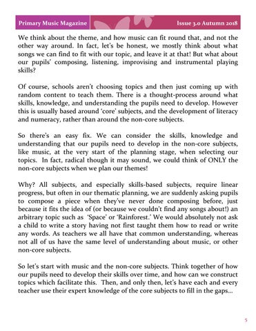 Page 5 of Creative Curriculum