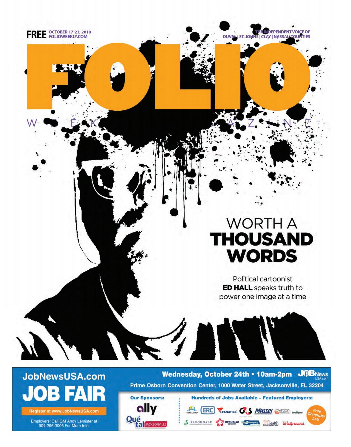 871034feef4af Worth A Thousand Words by Folio Weekly - issuu