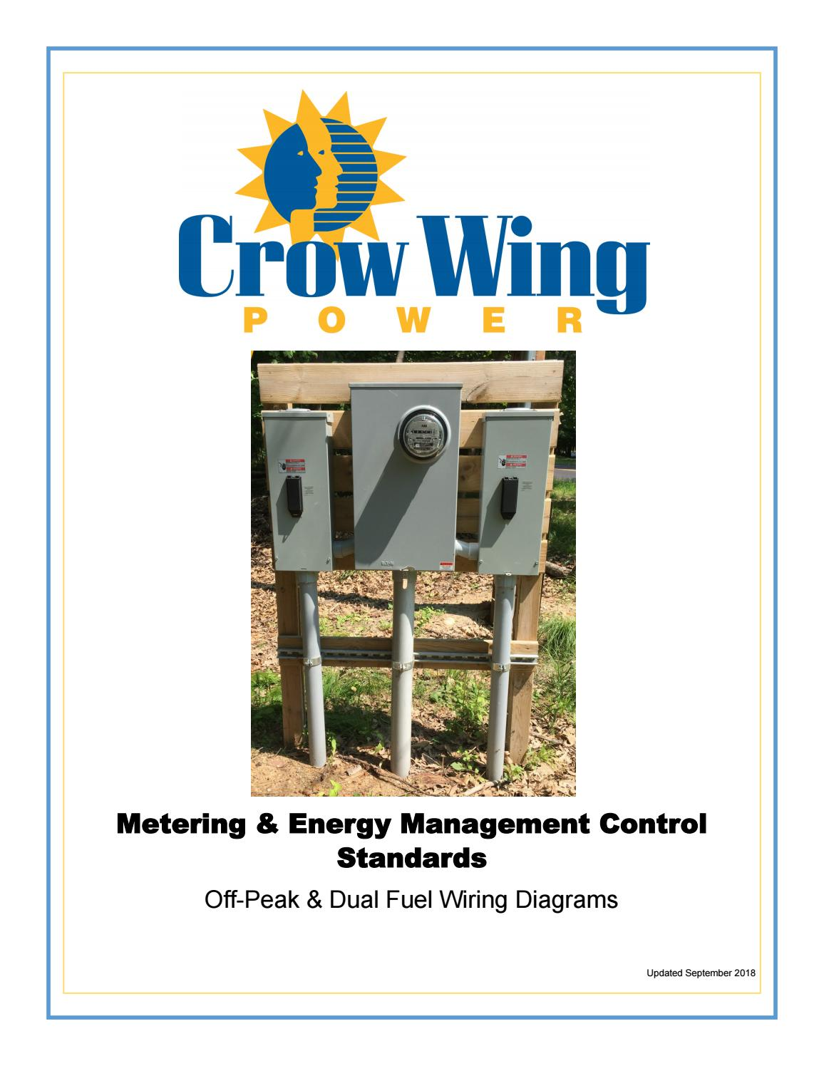 Metering & Energy Management Control Standards by cwpower ... on